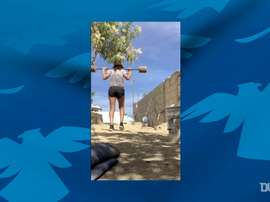 VÍDEO: así entrena el Club América Femenil en la cuarentena. Dugout