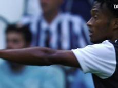 Cuadrado já é um ícone na Juventus. DUGOUT
