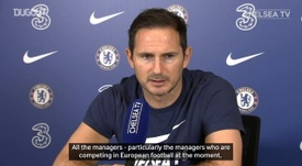 Lampard focussed on rotation. DUGOUT
