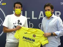 Dani Parejo has joined Villarreal from Valencia. DUGOUT