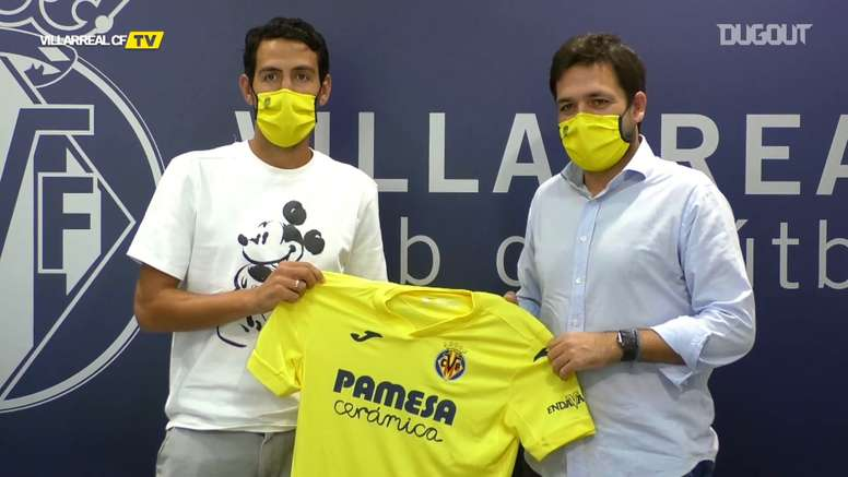 Dani Parejo has joined Villarreal from Valencia. DUGOUT