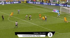 Juventus have scored some quality goals at home to Lecce. DUGOUT