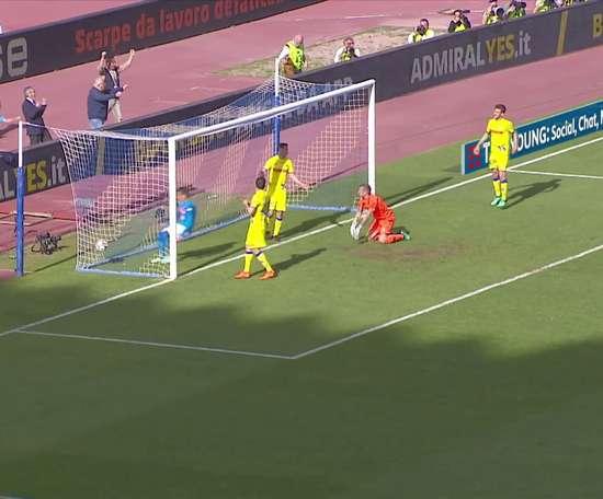 Milik decide para o Napoli no último minuto. DUGOUT