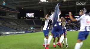 Il Porto vince il campionato. Dugout