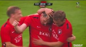 TOP buts du FC Midtjylland en Ligue des champions. dugout
