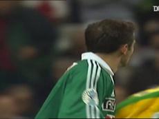 La victoire de Nantes en finale de la Coupe de France 1999. DUGOUT