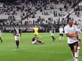 Corinthians won the 2019 Paulistao thanks to a solid defence. DUGOUT