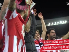 Athletic Club's epic 20/21 Spanish Supercup triumph. DUGOUT