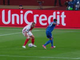 L'assist di Dani Alves a Higuain. Dugout