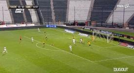 AEK Athens won 0-2 at PAOK. DUGOUT