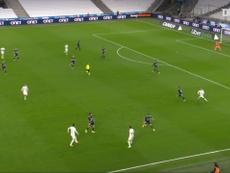 Florian Thauvin scored as Marseille beat Bordeaux. DUGOUT
