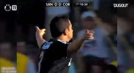 Corinthians have scored some very good free kicks over the years- DUGOUT
