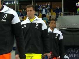 Il meglio della Juventus in Champions. Dugout