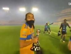 Tigres Femenil, campeón del Apertura 2020. DUGOUT