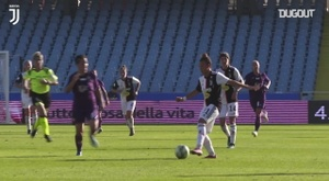 VIDEO: Juventus Women's Best Goals and Skills from 2019-20. DUGOUT