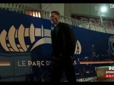 Mbappé faz dois, e Paris Saint-Germain goleia Dijon. DUGOUT
