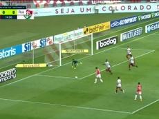 Highlights: Internacional 1-2 Fluminense. DUGOUT
