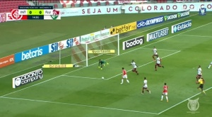 Highlights: Internacional 1-2 Fluminense. DUGOUT