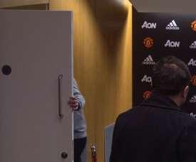 Mourinho abbandona la conferenza stampa dopo 10 secondi. Dugout