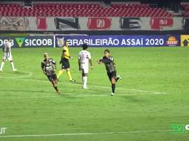 Coritiba got themselves a vital draw away to Sao Paulo in the Brasileirao. DUGOUT