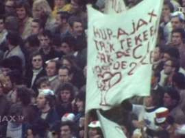 Ajax won the 1972 European Cup. DUGOUT