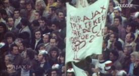 Ajax won the 1972 European Cup. DUGOUT