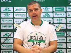 Umberto Louzer falou após acesso da Chapecoense. DUGOUT