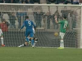 Morata metió 27 goles en sus dos años en la Juventus. DUGOUT