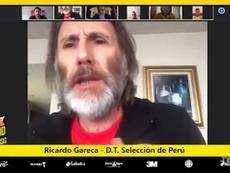 El seleccionador peruano participó en un evento de Barcelona SC. DUGOUT