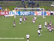 VIDEO: Roberto Carlos' stunning free kick against São Paulo. DUGOUT