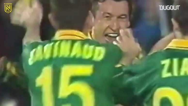 Nistelrooy marca, e United arranca empate com Nantes. DUGOUT