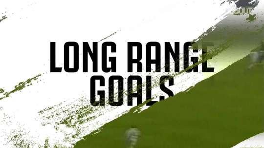 I migliori gol dalla distanza della Juve. Dugout
