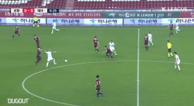 Daegu have lost four of their last five matches after losing to Pohang. DUGOUT
