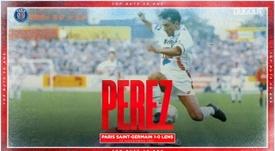 Paris Saint-Germain's best goals scored in November in their history. DUGOUT