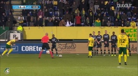 Fortuna Sittard swept aside ADO Den Haag in the KNVB Cup back in October. DUGOUT