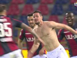 I tre migliori gol del Bologna contro i neroverdi. Dugout