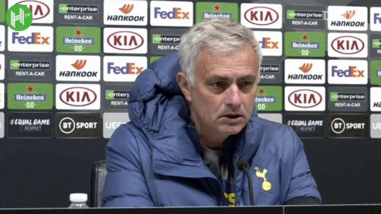 Mourinho falou sobre sua relação com Maradona. DUGOUT