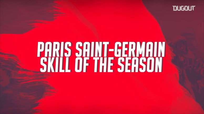 VIDÉO : les plus beaux gestes techniques du PSG cette saison. Dugout