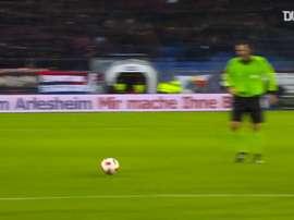 Les meilleurs buts du FC Bâle contre le FC Zürich. dugout