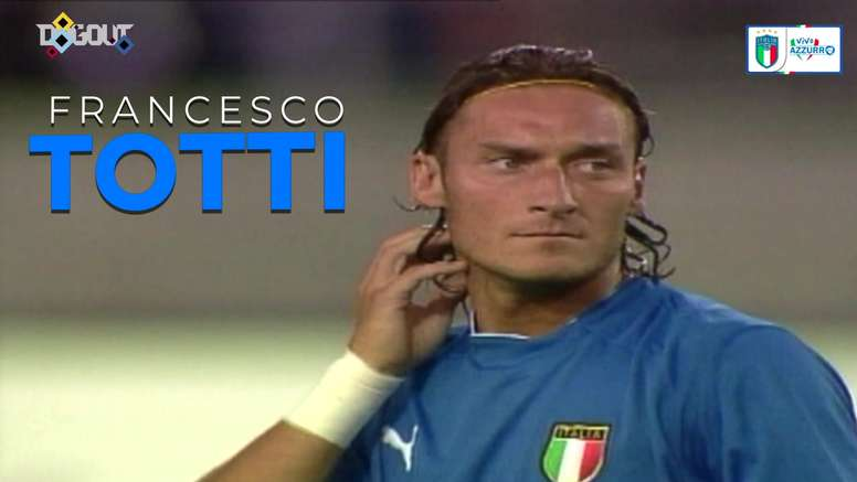 VÍDEO: por esto Totti es leyenda de Italia. DUGOUT