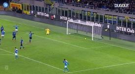 Fabian Ruiz dá vitória ao Napoli sobre a Inter. DUGOUT