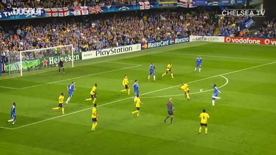 Chelsea have scored some quality goals v Spanish clubs in the past. DUGOUT