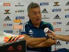 Domènec Torrent analisa derrota para o Atlético-GO. DUGOUT