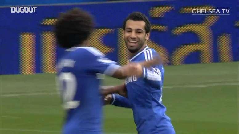 Résumé Chelsea 3-0 Stoke City. DUGOUT