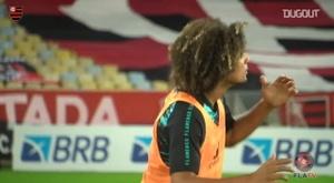Flamengo derrotou o Fluminense e conquistou seu 36º título do Campeonato Carioca. DUGOUT