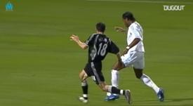 Le but splendide de Drogba contre Newcastle. DUGOUT
