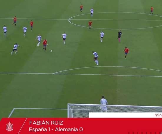 A Espanha conquistou a Eurocopa Sub-21 de 2019 contra a Alemanha. DUGOUT