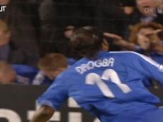 El Chelsea venció al Barcelona en la Champions 2006-07. DUGOUT