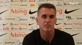 Mancini garante Corinthians em briga pela Libertadores. DUGOUT