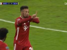 VÍDEO: el tremendo golazo de Tolisso ante el Atlético. DUGOUT